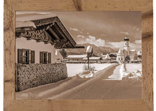 Wallgau bei Mittenwald