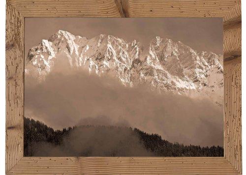 Blick zum Wörner (2474m) im Karwendelgebirge