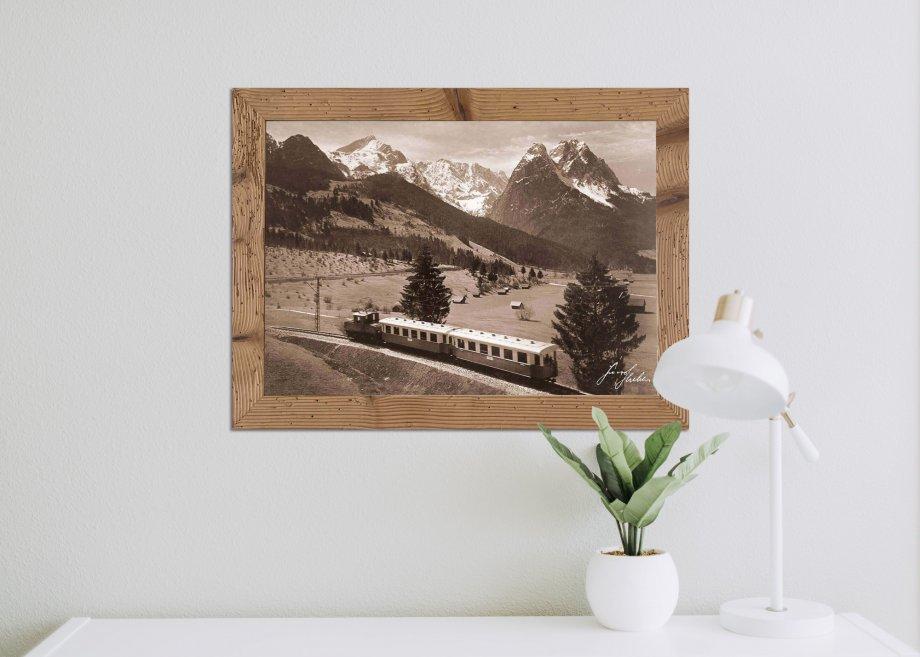 Bayrische Zugspitzbahn Garmisch