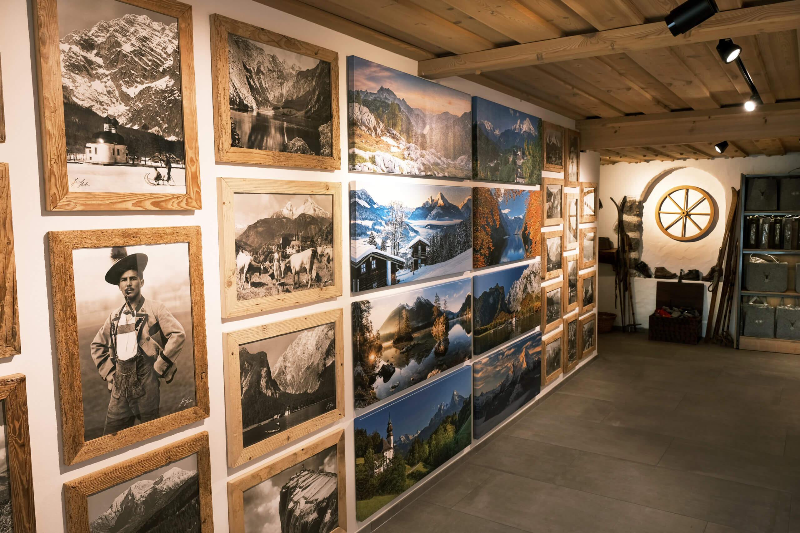 Alpen Galerie Berchtesgaden